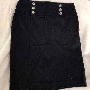 Lauren Ralph Lauren black skirt